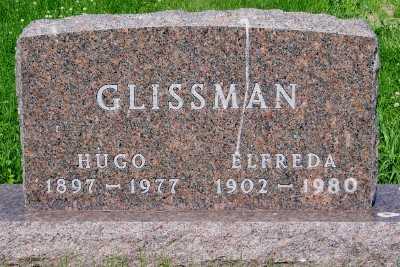 GLISSMAN, ELFREDA - Lyon County, Iowa | ELFREDA GLISSMAN