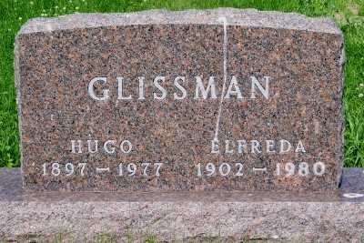 GLISSMAN, HUGO - Lyon County, Iowa | HUGO GLISSMAN