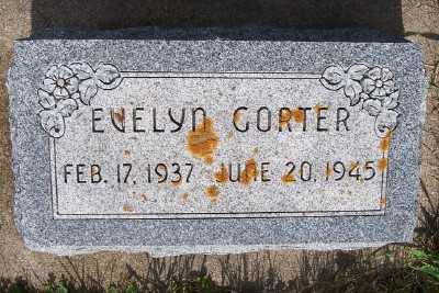 GORTER, EVELYN - Lyon County, Iowa | EVELYN GORTER