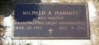 HAMMITT, MILDRED - Lyon County, Iowa | MILDRED HAMMITT