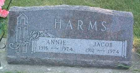 HARMS, JACOB - Lyon County, Iowa | JACOB HARMS