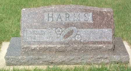 HARMS, SOPHIA H. - Lyon County, Iowa | SOPHIA H. HARMS