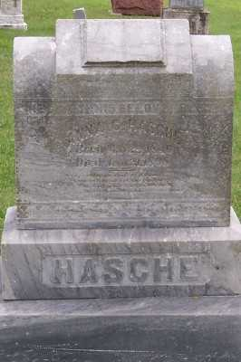 HASCHE, AMANDA (CHILD OF H.&A.) - Lyon County, Iowa | AMANDA (CHILD OF H.&A.) HASCHE