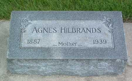 HILBRANDS, AGNES - Lyon County, Iowa | AGNES HILBRANDS