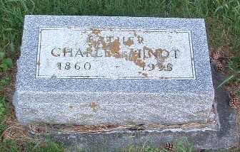 HINDT, CHARLES - Lyon County, Iowa | CHARLES HINDT