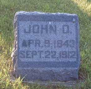 HOLLIDAY, JOHN O. - Lyon County, Iowa | JOHN O. HOLLIDAY