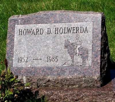 HOLWERDA, HOWARD D. - Lyon County, Iowa | HOWARD D. HOLWERDA