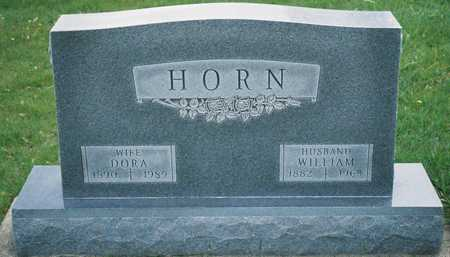 HORN, WILLIAM - Lyon County, Iowa | WILLIAM HORN