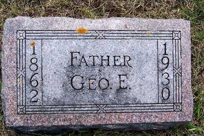JEFFERS, GEO. E. - Lyon County, Iowa | GEO. E. JEFFERS