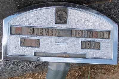 JOHNSON, STEVEN A. - Lyon County, Iowa | STEVEN A. JOHNSON