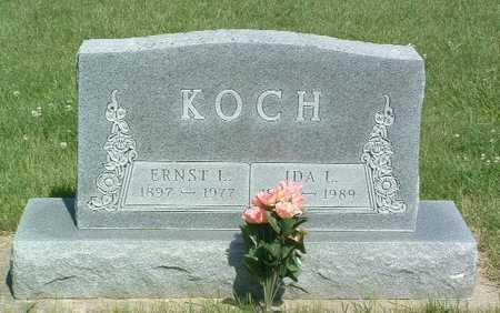 KOCH, ERNST L. - Lyon County, Iowa | ERNST L. KOCH