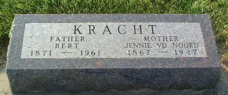 KRACHT, BERT - Lyon County, Iowa | BERT KRACHT
