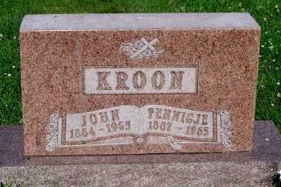 KROON, JOHN - Lyon County, Iowa | JOHN KROON