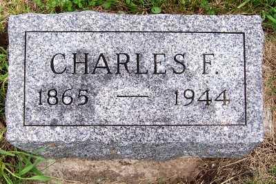 KRUEGER, CHARLES F. - Lyon County, Iowa | CHARLES F. KRUEGER