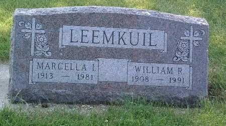LEEMKUIL, WILLIAM R. - Lyon County, Iowa | WILLIAM R. LEEMKUIL