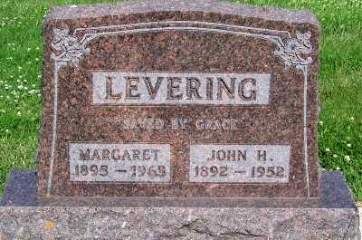 LEVERING, MARGARET - Lyon County, Iowa | MARGARET LEVERING