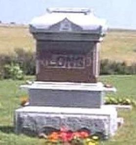 LONG, FAMILY HEADSTONE - Lyon County, Iowa | FAMILY HEADSTONE LONG