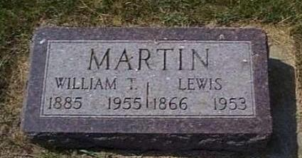 MARTIN, WILLIAM T. - Lyon County, Iowa | WILLIAM T. MARTIN