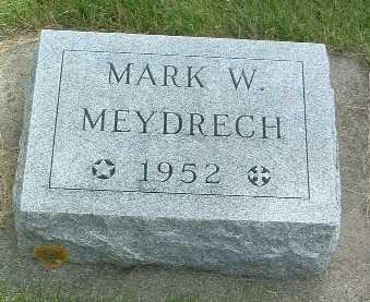 MAYDRECH, MARK W. - Lyon County, Iowa | MARK W. MAYDRECH