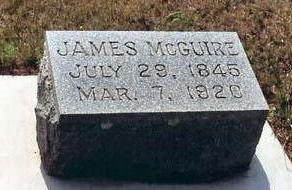 MCGUIRE, JAMES - Lyon County, Iowa | JAMES MCGUIRE