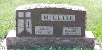 MEAGHER MCGUIRE, CECELIA - Lyon County, Iowa | CECELIA MEAGHER MCGUIRE