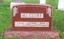 MCGUIRE, JESSE J - Lyon County, Iowa | JESSE J MCGUIRE