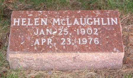 MCLAUGHLIN, HELEN - Lyon County, Iowa | HELEN MCLAUGHLIN
