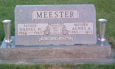 MEESTER, AGNES A. - Lyon County, Iowa | AGNES A. MEESTER