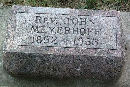 MEYERHOFF, JOHN - Lyon County, Iowa | JOHN MEYERHOFF