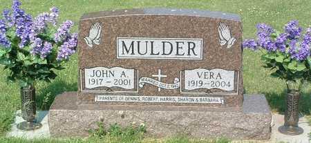 MULDER, VERA - Lyon County, Iowa | VERA MULDER
