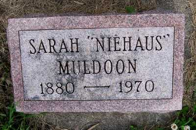 MULDOON, SARAH - Lyon County, Iowa | SARAH MULDOON