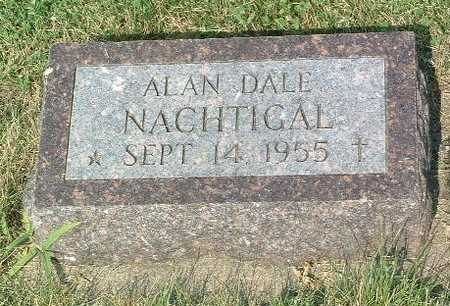 NACHTIGAL, ALAN DALE - Lyon County, Iowa | ALAN DALE NACHTIGAL