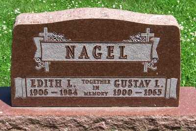 NAGEL, EDITH L. - Lyon County, Iowa | EDITH L. NAGEL