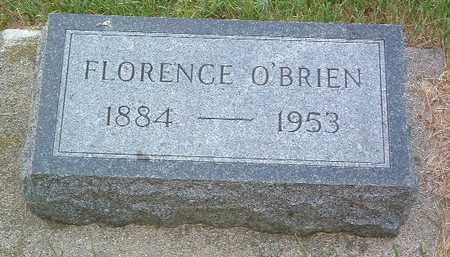O'BRIEN, FLORENCE - Lyon County, Iowa | FLORENCE O'BRIEN