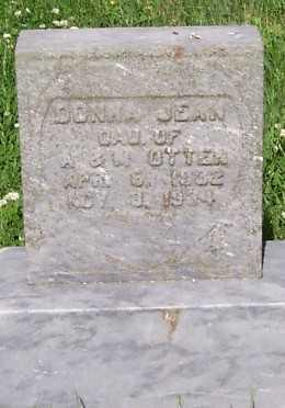 OTTEN, DONNA JEAN - Lyon County, Iowa | DONNA JEAN OTTEN