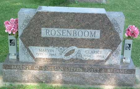 ROSENBOOM, MARVIN - Lyon County, Iowa | MARVIN ROSENBOOM