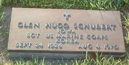 SCHUBERT, GLEN HUGO - Lyon County, Iowa | GLEN HUGO SCHUBERT