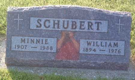 SCHUBERT, MINNIE - Lyon County, Iowa | MINNIE SCHUBERT