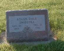 SMIDSTRA, ROGER DALE - Lyon County, Iowa | ROGER DALE SMIDSTRA
