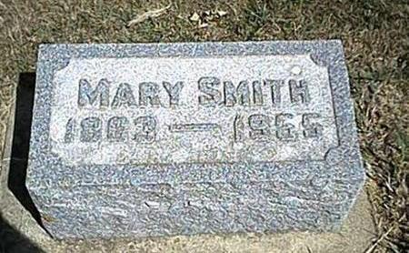 SMITH, MARY - Lyon County, Iowa | MARY SMITH