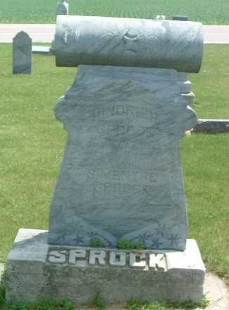 SPROCK, SIMENTGE - Lyon County, Iowa | SIMENTGE SPROCK