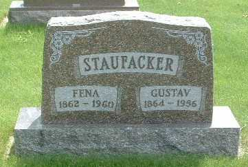 STAUFACKER, FENA - Lyon County, Iowa | FENA STAUFACKER