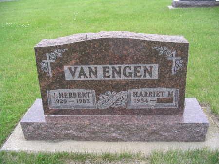 VAN ENGEN, HERBERT - Lyon County, Iowa | HERBERT VAN ENGEN