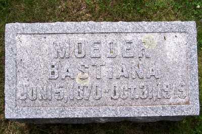 VISSER, BASTIANA - Lyon County, Iowa | BASTIANA VISSER