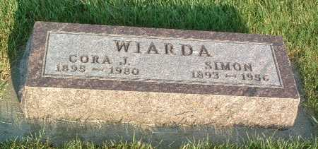 WIARDA, SIMON - Lyon County, Iowa | SIMON WIARDA