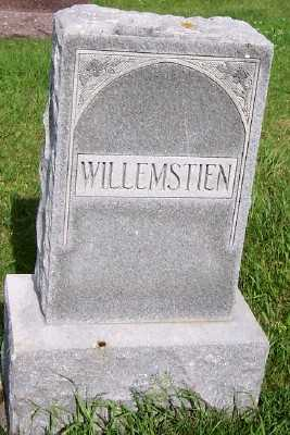 WILLEMSTIEN, FAMILY HEADSTONE - Lyon County, Iowa | FAMILY HEADSTONE WILLEMSTIEN