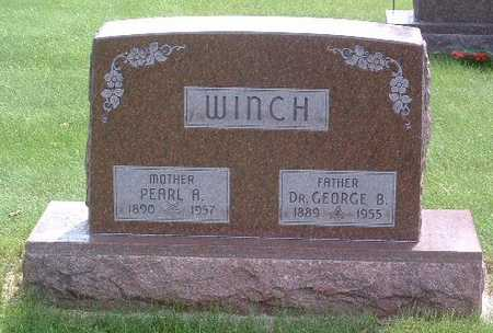 WINCH, PEARL A. - Lyon County, Iowa | PEARL A. WINCH