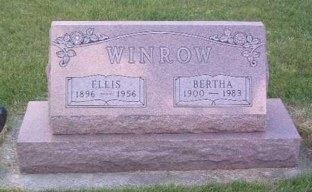 WINROW, ELLIS - Lyon County, Iowa | ELLIS WINROW