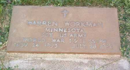 WORKMAN, WARREN - Lyon County, Iowa | WARREN WORKMAN