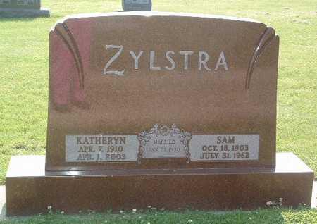 ZYLSTRA, SAM - Lyon County, Iowa | SAM ZYLSTRA
